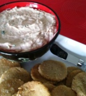 Creamy Tuna and Caper Dip 2
