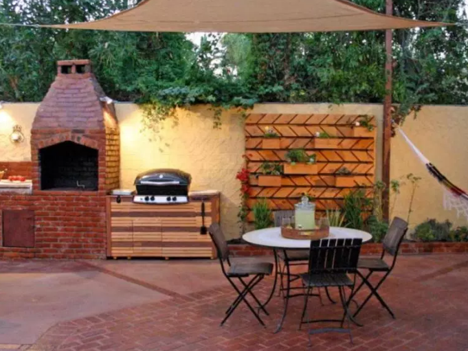 Simple Outdoor Kitchen Design by Buyclarinex.pw