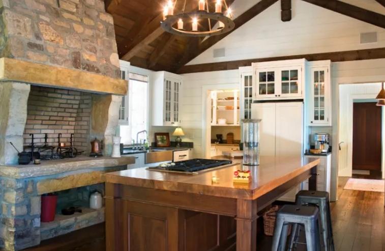 Rustic Kitchen Cabinets Design Ideas